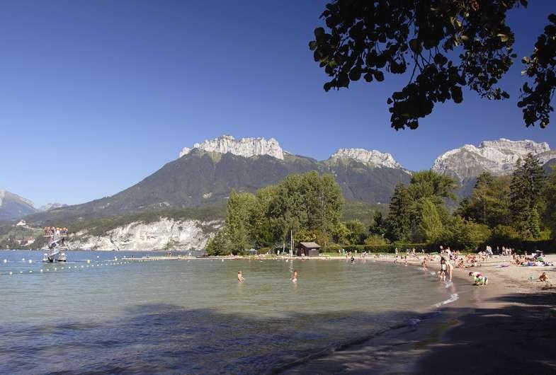 Quels sites naturels visiter à proximité d'Annecy ?