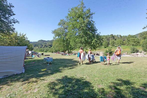 Quel hébergement choisir au camping Mas De La Cam ?