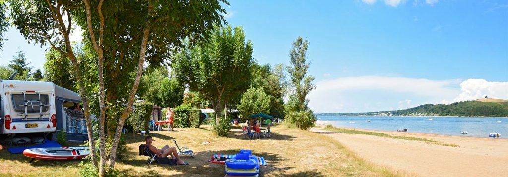 Passez un séjour en mobil-home au camping Club les Genêts