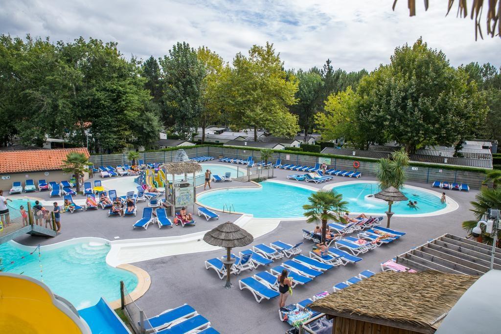 Lou Pignada : votre camping avec piscine dans les Landes !