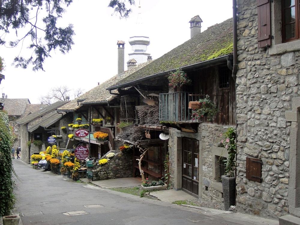 Quelles sont les plus beaux villages à proximité d'Annecy ?