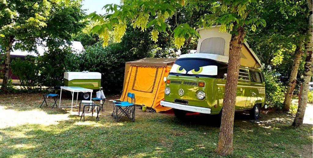 Lac Aux Oiseaux, votre camping au cœur de l'Aveyron !