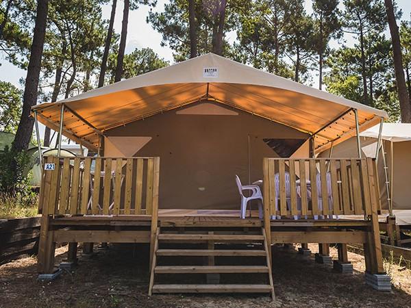 Pourquoi louer une tente lodge à Arcachon ?