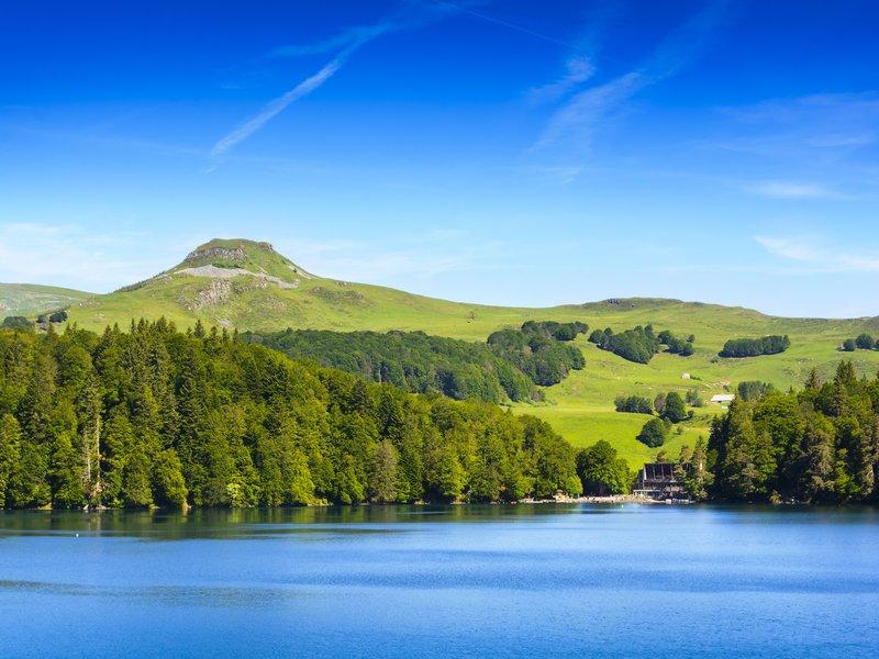 Les meilleurs campings pour des vacances en Auvergne